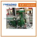 Compresseur de diaphragme Compresseur d'oxygène Compresseur d'azote Compresseur d'azote Compresseur de hélium Compresseur haute pression (Gv-50 / 4-150 CE Approbation)