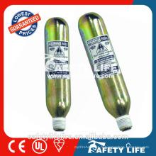 Cartouches de gaz standard de la CE 190g / co2 cartouche 33g / mini cartouche de gaz