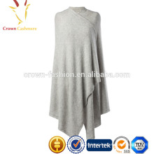Women's Fashion Knitted Cashmere Poncho Scarf