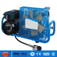 Luftkompressor MCH-6 300bar für atmende Luft / blauen Rahmen