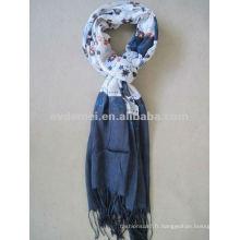 Echarpe imprimée Viscose Woven Fashion