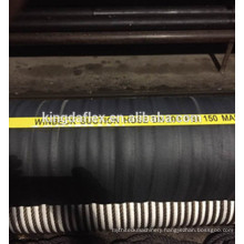 flexible pump rubber hose water suction and discharge hose