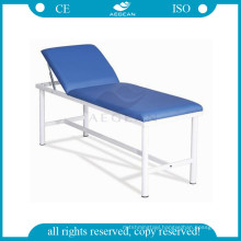 AG-ECC01 Head adjustable patient exam with pu cover medical table
