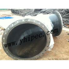 Large Diameter Steel Flange and Elbow