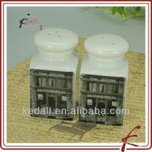ceramic s&p shaker