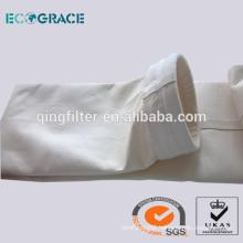 needle-punched felt acrylic filter pocket