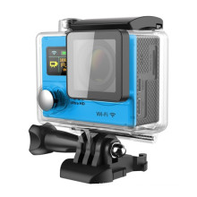 new product wifi sport camera H8 4K30fps underwater 30 meters waterproof 12MP action Camera remote Wi-Fi