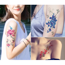 customized water transfer temporary tattoo sticker customized water transfer temporary tattoo sticker