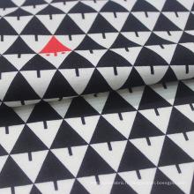 Tissu en flanelle 100% coton imprimé pour vêtement ou drap de lit