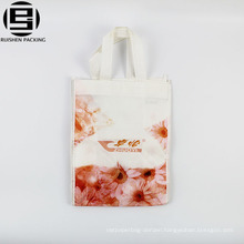 Creative pp laminated non woven shopping bag customized design