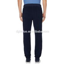 Homens de design em branco mais recentes calças de algodão de design / pijamas / calças de jogging