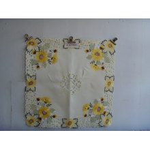 Sunflower Cutwork Table Topper St117