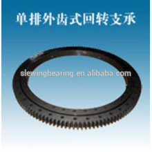 WANDA Double Row Ball Bearing External Gear for the construction equipment