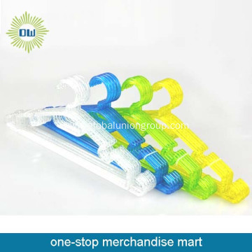 Plastic Cloth and  Tie Hanger