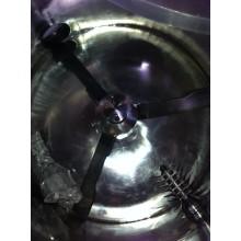GHL-250 série haute vitesse mélange granulateur