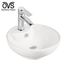 ovs art ceramic wash basin bowl shape art basin