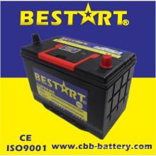 Batería del vehículo de Bestart Mf de la calidad superior 12V80ah JIS 95D31L-Mf