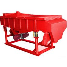 Máquina vibratoria linear de la máquina de tamizar del polvo