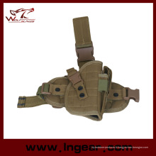 Tactique 600D Nylon Drop Leg Holster pour M92 94 pistolet pistolet Holster