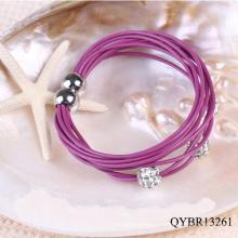 Nueva pulsera del diseño (QYBR13261)