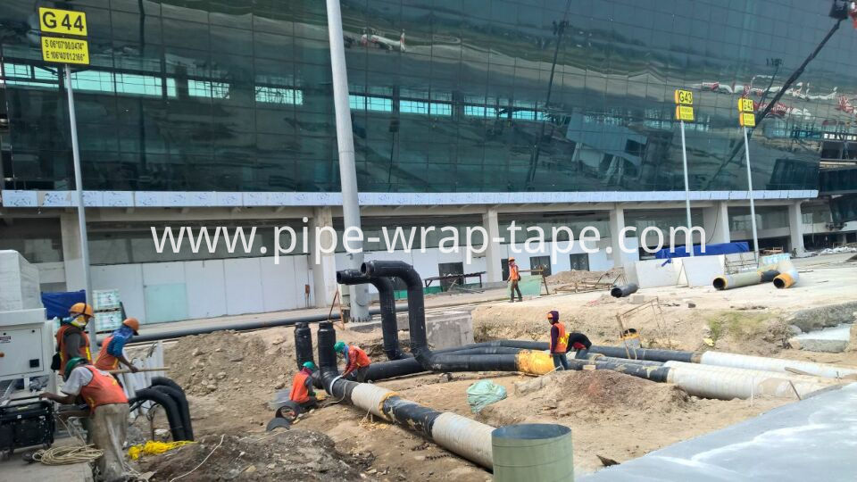 Pipeline Wrap pipe