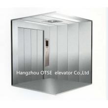 Almacén elevador de carga ascensor
