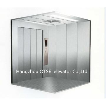 Ascenseur élévateur de fret d'entrepôt
