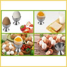 Copo de ovos multifunções de aço inoxidável