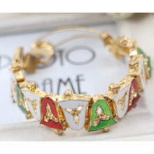 Christmas Jewelry/Christmas Bracelet/Christmas Bell (XBL13139)