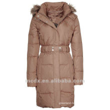 Trendy fashion women down jackets