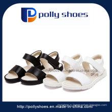 Сандалии PU нового способа дешевые сандалии для девочек