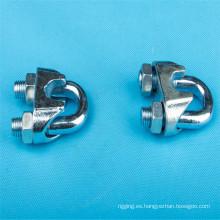 DIN 741 Clip cable del aparejo