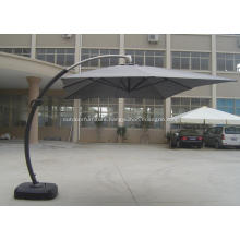 Garden Luxury Strong Cantilever Fancy Design Umbrella