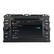 7 inch Toyota Prado 2006-2010 DVD player