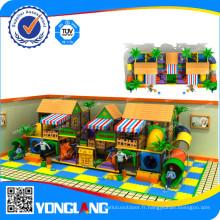 Équipement d'aire de jeux intérieur pour enfants, Yl-B008