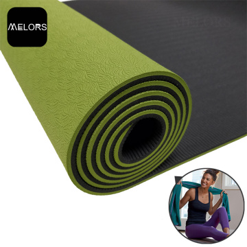 Melders TPE Fitness Yoga Matte Trainingsmatte