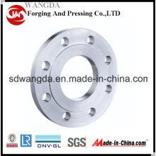 Reborde de placa del acero inoxidable de calidad del OEM