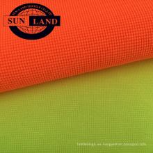 Spandex poliéster tejido otomano para guantes de trabajo