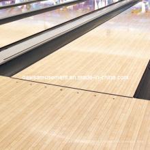 Equipamento de pista de bowling
