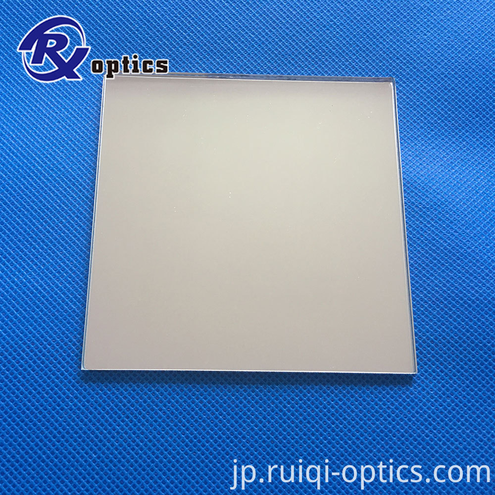 square large aluminium coating mirror
