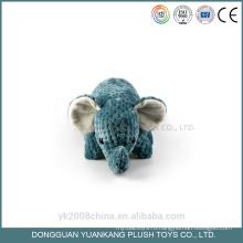 ЫК ГСВ оптовая низкая цена плюшевые вязаные детские игрушки слон
