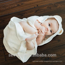 Towel baby bamboo towel baby extra soft high quality Bamboo Blanket Soft Organic bamboo baby towelr