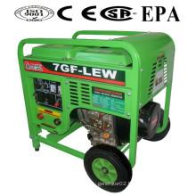 50A to 200A Diesel Welding generator