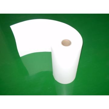 Coils of Borosilicate Glass Microfiber Filter Paper