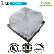 60w ip65 petrol station canopy led light