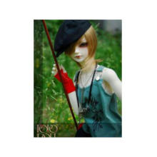 BJD Zihan niño 63cm muñeca articulada masculina