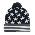 Polyester Knitted Hats Beanies