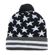 Sombreros de punto de poliéster Gorros