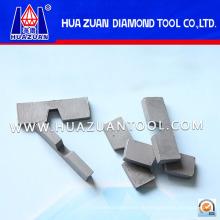 Speziell geformtes Diamantsegment (HZSDS001)