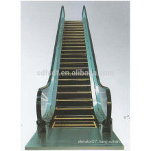FJZY passenger escalator with Japanese technology,high safety0.5m/s.0.25m/s